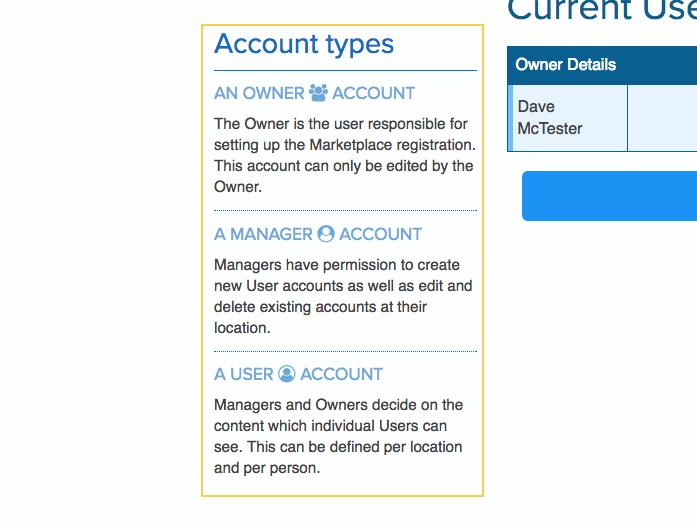 How do I create a new user? – Marketplace by Rentalcars com